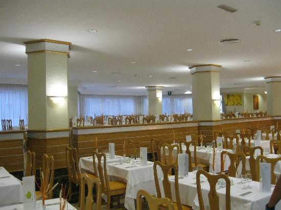 Hotel Riu Don Miguel: Restaurante