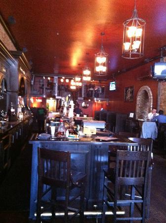 Blarney Stone Pub : The bar