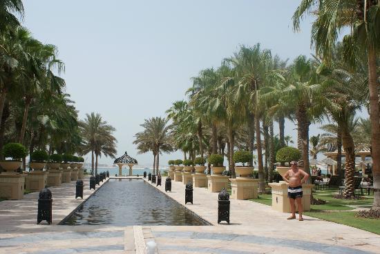 One&Only Royal Mirage Dubai: Garden view