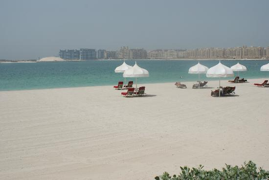 One&Only Royal Mirage Dubai: warm waters of the Gulf