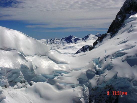 Glacier Helicopters: Wow