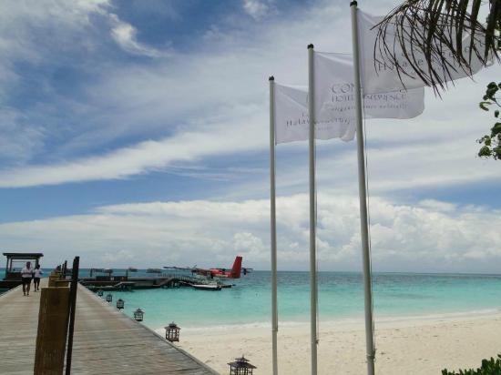Constance Halaveli: Fantastic resort