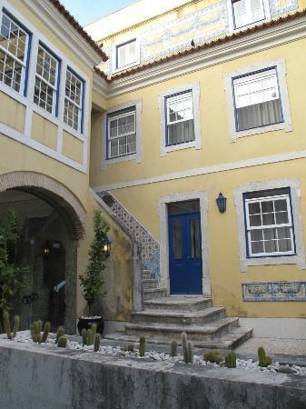 Solar Do Castelo: hotel
