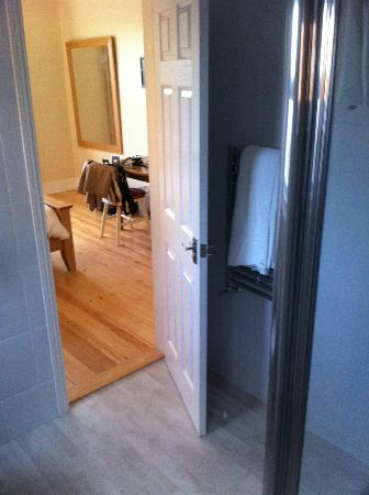 Warneford Guesthouse: bedroom