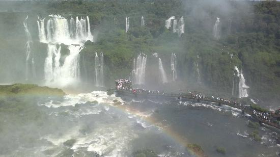 Hostel Bambu Puerto Iguazu: Brazilian Side