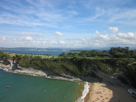 Parque de Mataleñas: Playa de Mataleñas