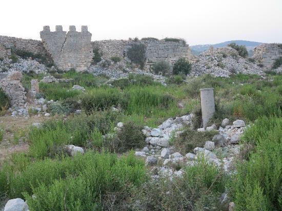 Patara Ruins照片