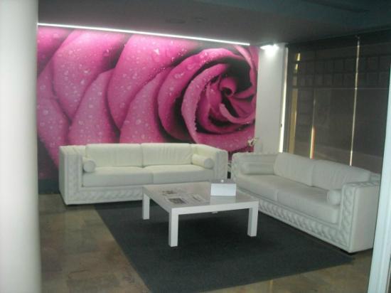Hotel Rio Arga: hall2