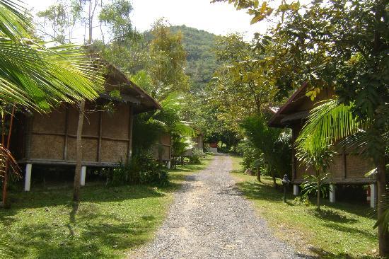 Tropical Garden Lounge Hotel: Bungalow Anlage