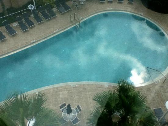 Orlando Marriott Lake Mary: Nice, large pool
