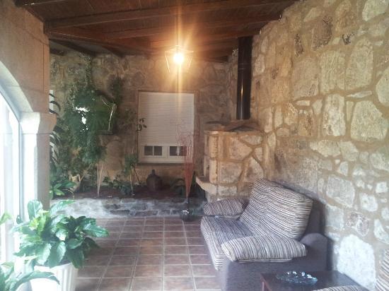 Hotel Casa Rosalia: zona donde descansar un poco
