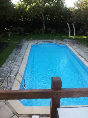 Hotel Casa Rosalia: piscina estupenda