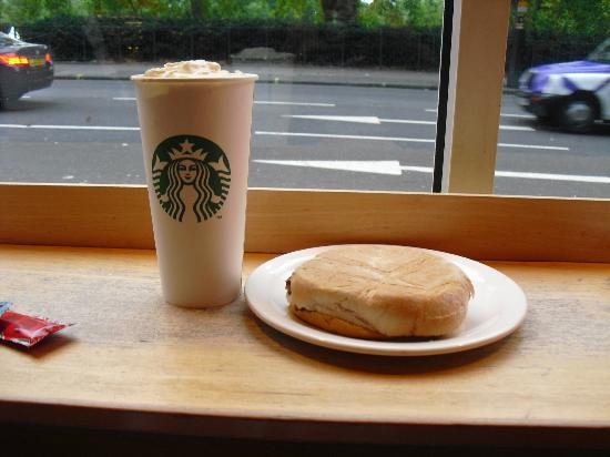 Starbucks: Quick Breakfast