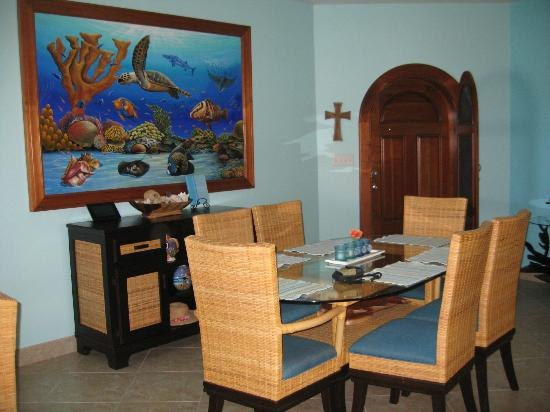 Grand Caribe Belize Resort and Condominiums: Dining room...lovely!