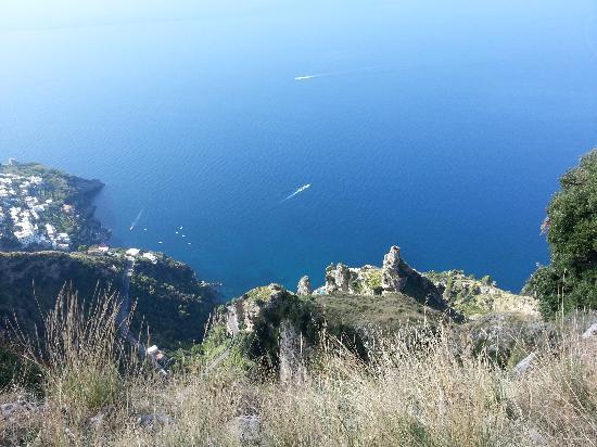 فيلا دونا فاوستا: Sentiero degli Dei 