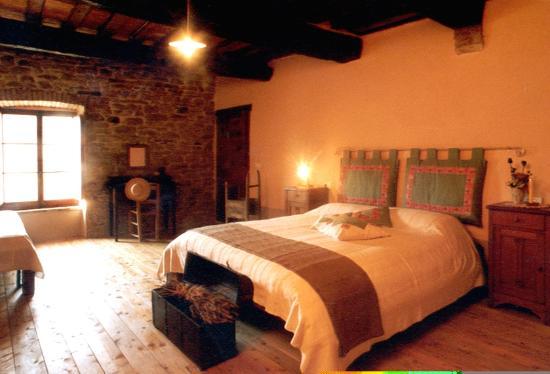 Agriturismo Chignoni: Appartamento Montalto | Camera Matrimoniale