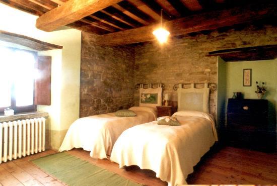 Agriturismo Chignoni: Appartamento Montalto | Camera Doppia
