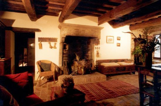 Agriturismo Chignoni: Appartamento Montalto | Sala