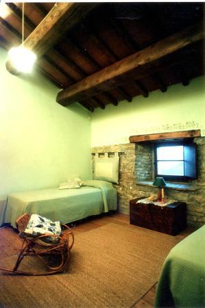 Agriturismo Chignoni: Appartamento Gorgaccia | Camera Doppia