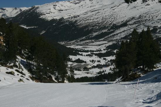 Sport Hotel Village: Neve