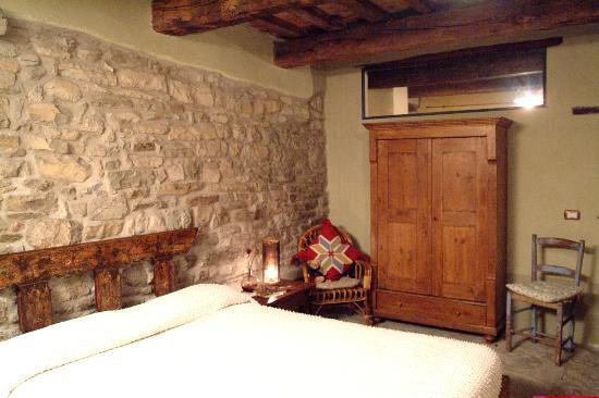 Agriturismo Chignoni: Appartamento Cerro Vecchio | Camera Matrimoniale