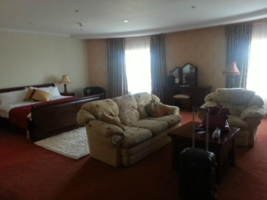 Broadhaven Bay Hotel : Room