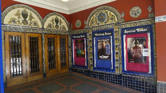 What is showing at the Castro Theatre