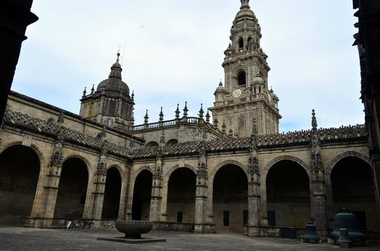 Museo Catedralicio: The cloister