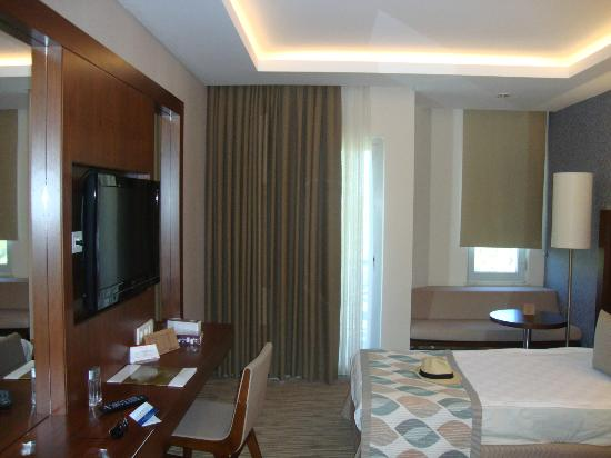 Belconti Resort Hotel: Luxury Room