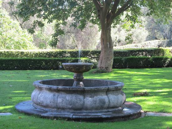 Marriott Puebla Hotel Meson del Angel: Gardens
