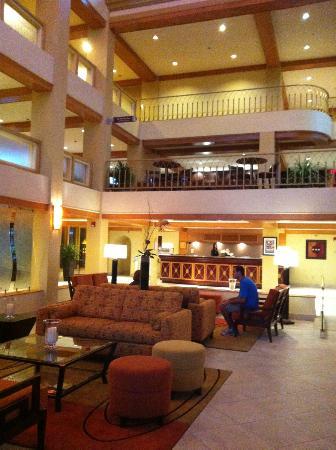 Wyndham Boca Raton Hotel: Lobby