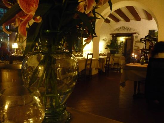 Hostellerie du Grand Duc : The restaurant