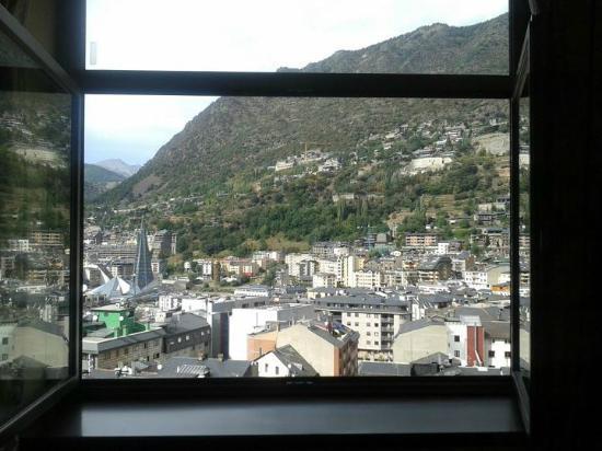 Panorama Hotel: vista desde la habitacion
