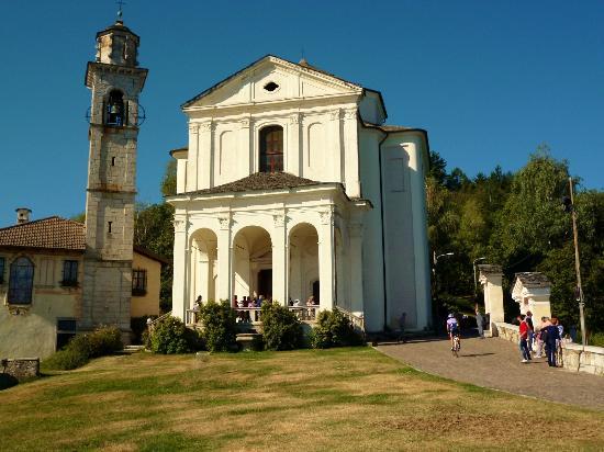 Lake Orta: Madonna del Sasso 