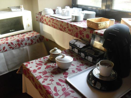 Mas Trobat: desayuno. cafe maquina expreso. buenisimo