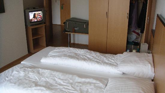 Residenz Am Dom Serviced Apartments : Dormitorio