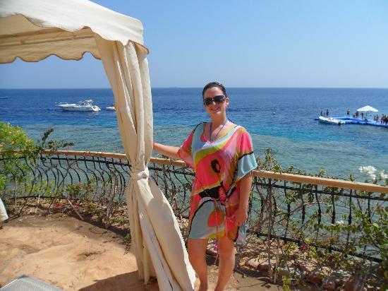 The Royal Savoy Sharm El Sheikh: Private beach area for Royal