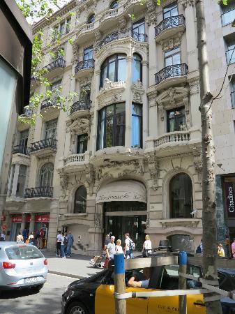 Hotel Montecarlo Barcelona: Hotel Montecarlo