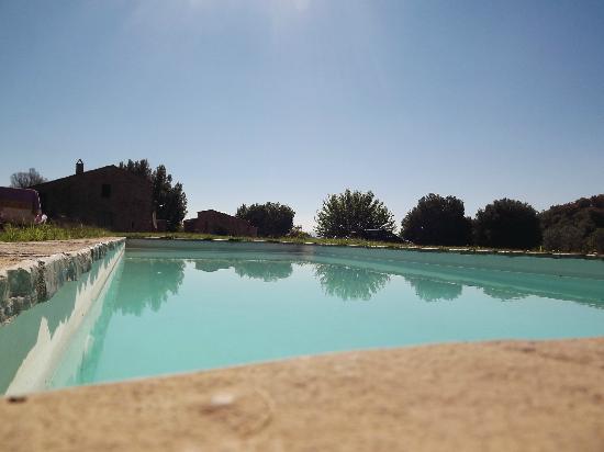 """Podere Vignali: la """"piscinetta"""""""