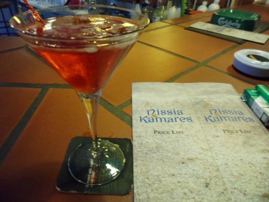 Nissia Kamares Hotel Apartments: Kosmopolitan