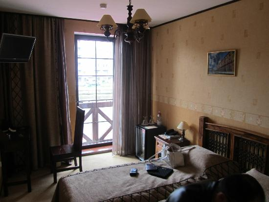 Skipper Hotel: Room