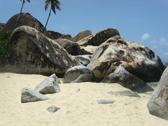 The Baths: Beautiful boulders