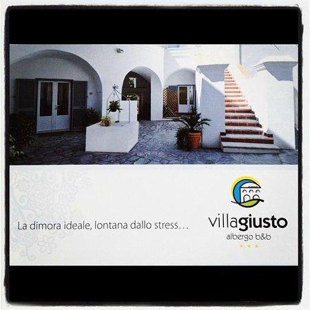 Albergo Villa Giusto: Villa Giusto . . .