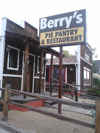Berry's Pie Pantry, Prescott, Arizona