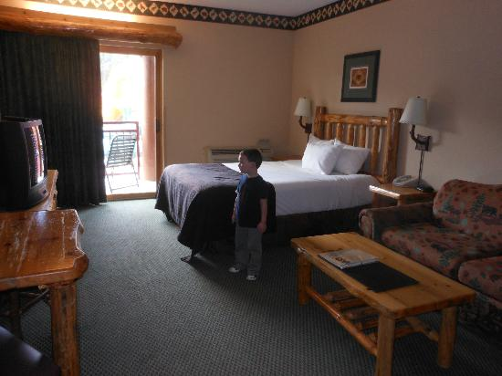 Great Wolf Lodge: main room