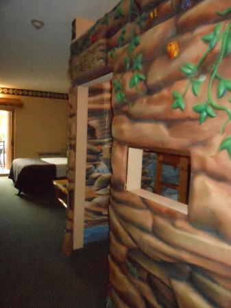 Great Wolf Lodge: Wolf Den suite