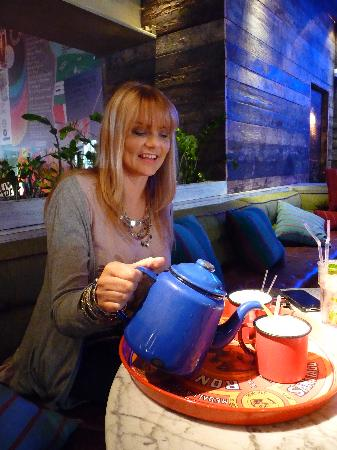 Revolution Blackpool: Cuban tea party