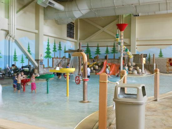 Great Wolf Lodge: kid's play area