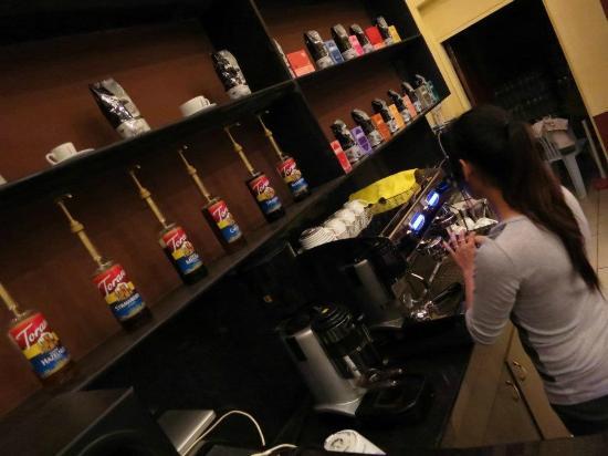 Destiny Café: Coffee shop