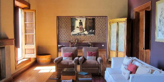 Club Tapiz Hotel: lobby